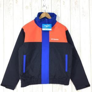 コロンビア ライアンストリーム ジャケット RYAN STREAM JACKET COLUMBIA PM5725 MEN's M オレンジ系 2ndgear-outdoor
