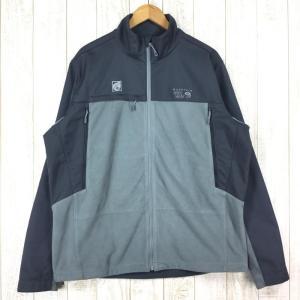 【MEN's XL】マウンテンハードウェア マウンテンテック 2 ジャケット MOUNTAIN TECH II JACKET エアシールド 防風 MO|2ndgear-outdoor