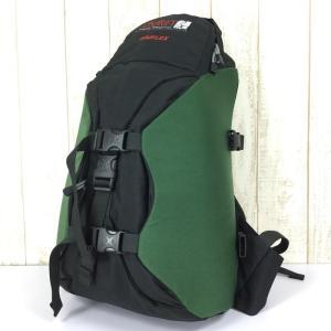 オスプレー シンプレックス SIMPLEX バックパック ストレイトジャケットシステム 希少色 OSPREY S コニファー グリーン系|2ndgear-outdoor