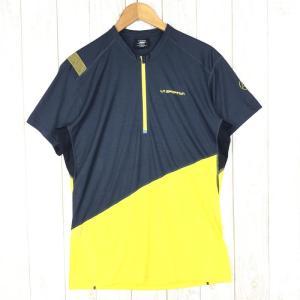 スポルティバ リミットレス Tシャツ LIMITLESS T-SHIRT SPORTIVA J91 International MEN's L イエロ|2ndgear-outdoor