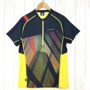 スポルティバ エクセラレーター Tシャツ XCELERATOR T-Shirt SPORTIVA J89 International MEN's L|2ndgear-outdoor