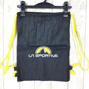 スポルティバ シューズバッグ ナップサック SPORTIVA One ブラック系|2ndgear-outdoor