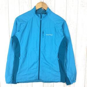 モンベル ライトシェルジャケット MONTBELL 1106644 Asian WOMEN's XL ブルー系|2ndgear-outdoor