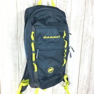 マムート ネオンライト NEON LIGHT 12L バックパック デイパック MAMMUT 2510-02490 One グレー系|2ndgear-outdoor