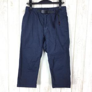 グラミチ ミドル カット パンツ MIDDLE CUT PANTS GRAMICCI GMP-18S004 MEN's S ネイビー系|2ndgear-outdoor