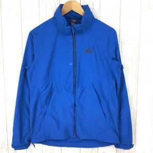 ミレー フォルクラ ジャケット MILLET MIV01579 International MEN's S ブルー系|2ndgear-outdoor
