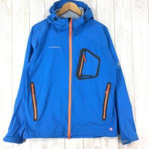 マムート プリズム ジャケット Prism Jacket ゴアウィンドストッパー MAMMUT 1010-12770 MEN's M ブルー系|2ndgear-outdoor