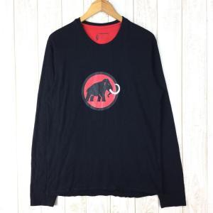 マムート スノー ロングスリーブ Snow Longsleeve クルーネック Tシャツ MAMMUT 1041-02020 Internationa|2ndgear-outdoor