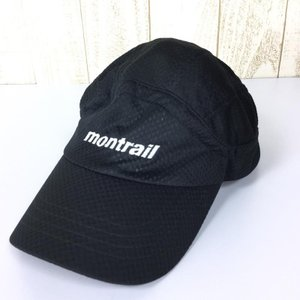 【UNISEX One】モントレイル ランファスター キャップ RUN FASTER CAP ブランド消滅 希少 入手困難 MONTRAIL XU91|2ndgear-outdoor