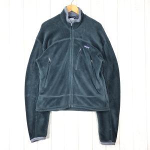 【MEN's M】パタゴニア R4 ジャケット R4 JACKET レギュレーター PATAGONIA 36101 FGE フォージグレー グレー系 2ndgear-outdoor