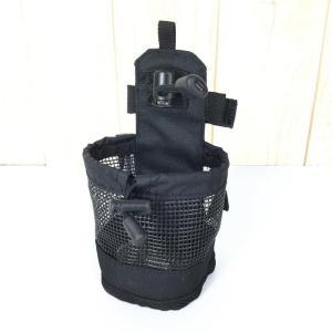 マウンテンスミス メッシュ ボトルホルダー MOUNTAIN SMITH One ブラック系|2ndgear-outdoor