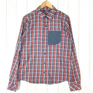 【MEN's M】アークテリクス バーナル ロングスリーブ シャツ Bernal Long-Sleeved Shirt ARCTERYX 18162 2ndgear-outdoor