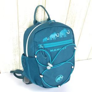 マムート ファースト ジップ First Zip キッズ デイパック 4L MAMMUT 2510-01542 4 ブルー系|2ndgear-outdoor