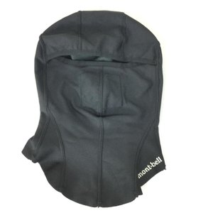 モンベル トレールアクション バラクラバ MONTBELL 1118280 UNISEX S/M ブラック系|2ndgear-outdoor