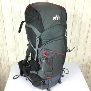 ミレー マウント シャスタ 55+10 MOUNT SHASTA 55+10 バックパック MILLET MIS2081 One グレー系|2ndgear-outdoor