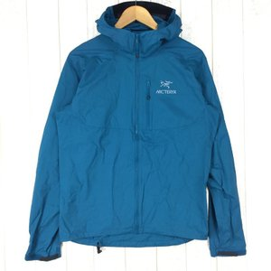 アークテリクス スコーミッシュ フーディ Squamish Hoody ARCTERYX 13647 International MEN's S ブル|2ndgear-outdoor