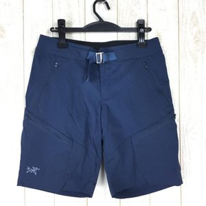 アークテリクス パリセード ショーツ Palisade Short ARCTERYX 22400 International MEN's 30 ネイビ|2ndgear-outdoor