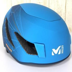 ミレー サミット プロ ヘルメット SUMMIT PRO HELMET MILLET MIS2155 UNISEX One ブルー系|2ndgear-outdoor