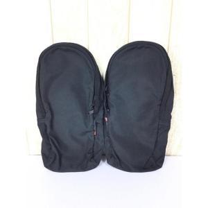 ミレー サイドポケット 外付けポケット MILLET MO8112 One ブラック系|2ndgear-outdoor