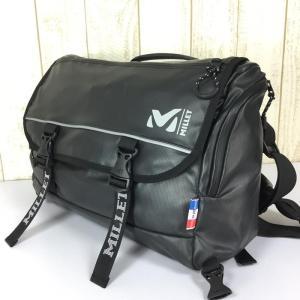 ミレー メッセンジャーバッグ ショルダーバッグ MILLET MIS0149 One ブラック系|2ndgear-outdoor