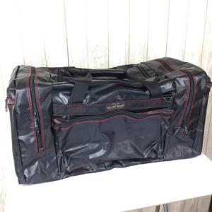 モンベル タフ ダッフル バッグ 70L ターポリン ギアダッフル 生産終了モデル 入手困難 MONTBELL One ブラック系|2ndgear-outdoor
