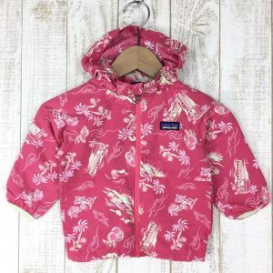 【Baby's 12】パタゴニア ベビー バギーズ ジャケット Baby Baggies Jacket PATAGONIA 60288 ピンク系 2ndgear-outdoor