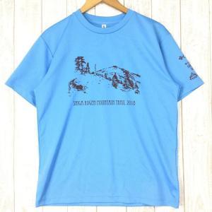 【MEN's L】マウンテンハードウェア × コロンビア モントレイル × 北信濃トレイルフリークス 志賀高原マウンテントレイル2018 大会Tシャツ|2ndgear-outdoor