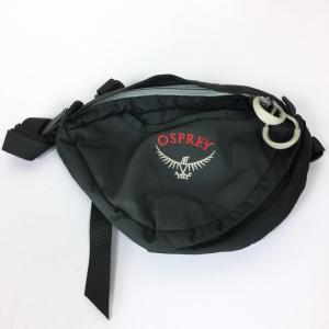オスプレー グラブバッグ OSPREY One チャコール系|2ndgear-outdoor