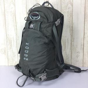 オスプレー KODE22 コード22 バックパック OSPREY M グレー系|2ndgear-outdoor