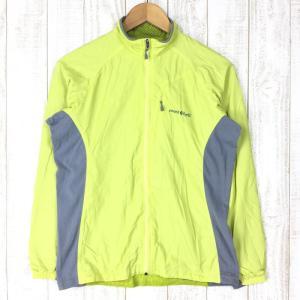 モンベル ライトシェル ジャケット ウィメンズ MONTBELL 1106518 Asian WOMEN's M グリーン系|2ndgear-outdoor