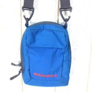 マムート タッシュ ポーチ Tasch Pouch 1L MAMMUT 2520-00132 One ブルー系|2ndgear-outdoor