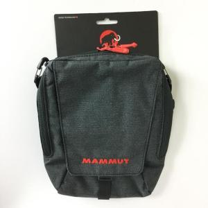 マムート タッシュポーチ メランジ 2L Tasch Pouch Melange 2L MAMMUT 2520-00651 2 グレー系|2ndgear-outdoor