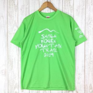 【MEN's L】マウンテンハードウェア × コロンビア モントレイル × 北信濃トレイルフリークス 志賀高原マウンテントレイル2019 大会Tシャツ|2ndgear-outdoor
