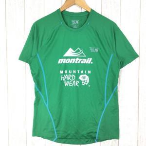 【MEN's L】マウンテンハードウェア × モントレイル ウィックドクール Tシャツ ダブルネーム WickedCool T-Shirt DN 20|2ndgear-outdoor