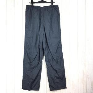 モンベル ウインドブラスト パンツ MONTBELL 1105468 Asian MEN's L ブラック系|2ndgear-outdoor