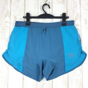 スポルティバ オースター ショーツ Auster Short ランニングショーツ インナー付 SPORTIVA MEN's M ブルー系|2ndgear-outdoor
