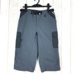 コロンビア ヘイズ ラン 3/4 パンツ Hayes Run 3/4 Pant COLUMBIA PM8475 MEN's M チャコール系 2ndgear-outdoor