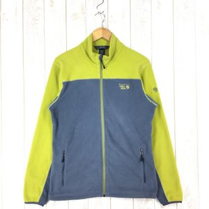 【MEN's M】マウンテンハードウェア マイクロチル ジャケット Microchill Jacket ポーラテック フリース MOUNTAIN HA|2ndgear-outdoor