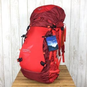 オスプレー バリアント37 VARIANT37 バックパック OSPREY OS50377 S DIABLO RED レッド系|2ndgear-outdoor