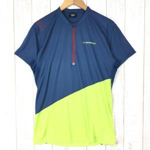 スポルティバ リミットレス Tシャツ LIMITLESS T-SHIRT SPORTIVA J91 International MEN's S グリー|2ndgear-outdoor