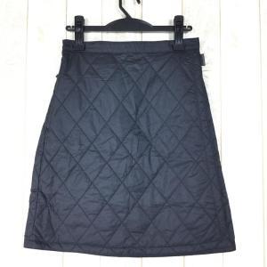 モンベル サーマラップ スカート MONTBELL 1105598 Asian WOMEN's S ブラック系|2ndgear-outdoor