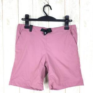 モンベル ストレッチO.D.ショーツ MONTBELL 1105474 Asian WOMEN's M ピンク系|2ndgear-outdoor