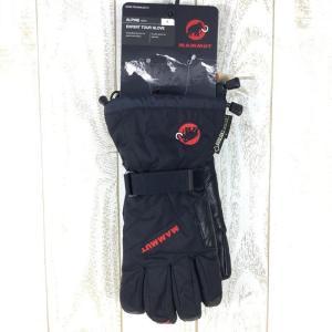 【MEN's M】マムート エキスパート ツアー グローブ Expert Tour Glove ゴアテックス MAMMUT 1090-02351 ブラ|2ndgear-outdoor