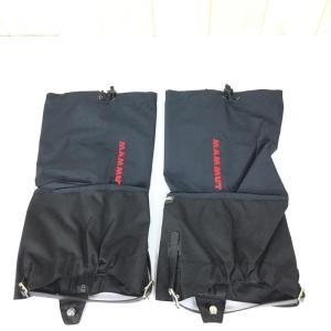 マムート ゴアテックス ゲイター GORETEX GAITER MAMMUT 1090-04560 UNISEX M/L ブラック系|2ndgear-outdoor