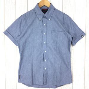 マムート マトリックス ショートスリーブ シャツ MATRIX Shirts Short MAMMUT 1030-02660 MEN's S グレー系|2ndgear-outdoor