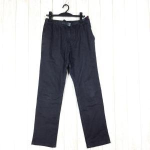 グラミチ デニム ニューナロー パンツ DENIM NN-PANTS クライミングパンツ GRAMICCI GMP-19S009 MEN's M ブラ|2ndgear-outdoor