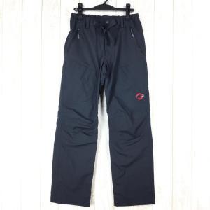 マムート ソフテック トラバース パンツ SOFtech TRAVERSE Pants MAMMUT 1020-08311 MEN's S ブラック系|2ndgear-outdoor