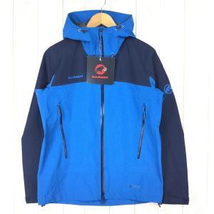 【MEN's S】マムート コンベイ ジャケット Convey Jacket ゴアテックス GORETEX MAMMUT 1010-17840 ブルー|2ndgear-outdoor
