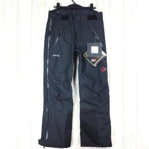 マムート ゴアテックス グレイシャー プロ パンツ GORE-TEX GLACIER Pro Pants MAMMUT 1020-12210 MEN'|2ndgear-outdoor