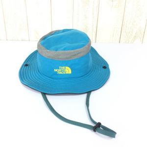 ノースフェイス ブリマーハット Brimmer Hat 限定カラー 入手困難 NORTH FACE NN80005 UNISEX M ブルー系|2ndgear-outdoor